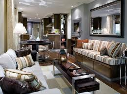 Best Living Room Dining Room Combo Images On Pinterest Living - Living room decorating ideas 2012