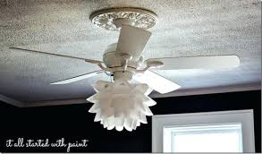 Light Fixtures With Fans How To Replace A Light Fixture With Ceiling Fan Www