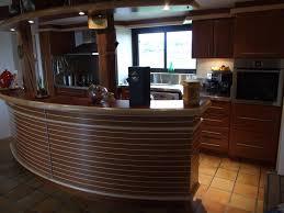 cuisine avec bar am icain cuisine americaine bar cuisine ouverte avec bar donnant sur la pice