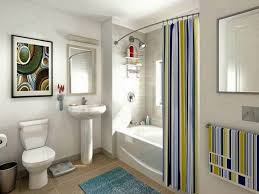 Bathrooms With Shower Curtains Bathroom Bliss By Rotator Rod Preparing For House Guests