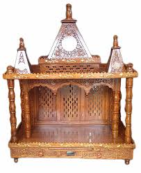 home temple wooden mandir sheesham and brass work fully home temple wooden mandir sheesham and brass work fully folding handcrafted by aarsun amazon in electronics