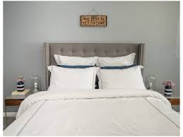 modern night table bedrooms bedroom teenage upholstered bed modern side tables