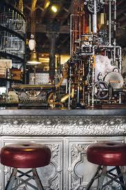Steam Punk Interior Design Awesome Steampunk Interior Design At Truth Cafe In South Africa