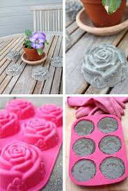 19 diy chic concrete projects best of diy ideas