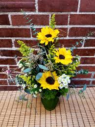 sunflower bouquet eckert florist s sunflower bouquet in belleville il
