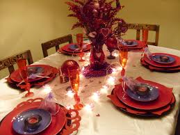 Valentines Day Table Decor by A Love Ly Valentine U0027s Day Table Kristinpotpie