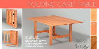 Wooden Folding Card Table Card Table Wood Coffee Upholstered Coffee Table Shadow Box Coffee
