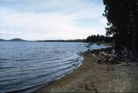 wickiup reservoir atlas of oregon lakes