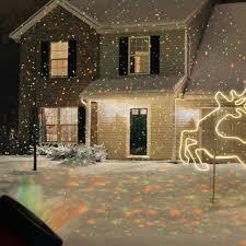 christmas lights outdoor lawn light sky star laser spotlight light
