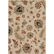 Botanical Rugs Orian Rugs Style Floral Country Goingrugs