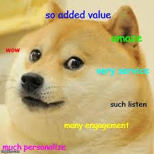 Such Meme - customer service doge imgflip