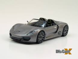 electric porsche 918 minichamps 1 43 porsche 918 spyder electric slide die cast x