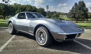 how much is a 1969 corvette stingray worth l46 4 speed 1969 chevrolet corvette stingray bring a trailer