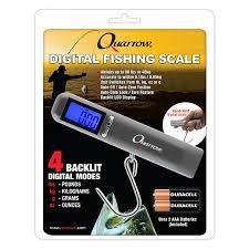 quarrow fishing tool light quarrow 88 lb digital fishing scale