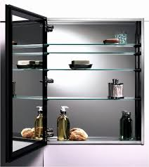 shelves fabulous mirrored medicine cabinets recessed with