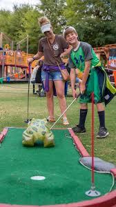 event rentals chattanooga mini golf glow golf birthday party