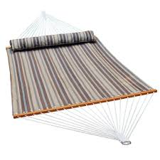 Porch Swing With Stand Hammocks Patio Furniture The Home Depot