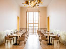 Landes Dining Room by Ore Versailles Ducasse U0027s Shrewd Take On Democratic Gastronomy