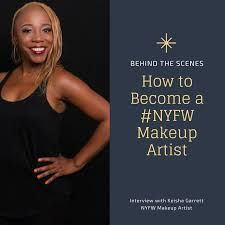 makeup artists needed how to become a new york fashion week makeup artist women in gear