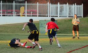 Intramural Flag Football Intramural 4v4 Flag Football University Recreation