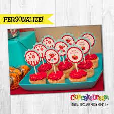 elmo online invitations elmo cupcake toppers sesame street birthday set of 12