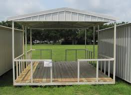 Building Patios by Patios U0026 Gazebos Factor Steel Buildings Online