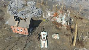 Dogmeat Fallout 3 Location On Map by Coastal Cottage Fallout Wiki Fandom Powered By Wikia