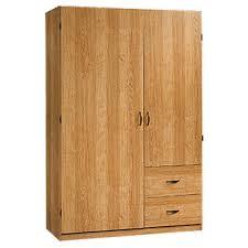 oak finish storage cabinet sauder beginnings highland oak finish storage cabinet brown