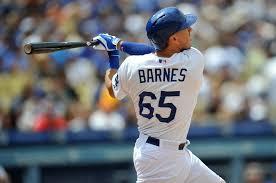 Barnes Los Angeles Dodgers News Austin Barnes Officially Named Backup Catcher