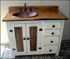 Rustic Bathroom Vanities For Sale - vanities french country bathroom vanity spaces contemporary with