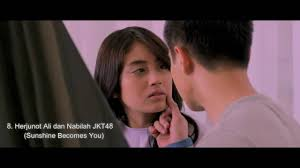 film layar lebar indonesia 2016 adegan top ciuman bibir di film indonesia terbaik youtube