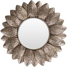 Mirrors Home Decor 25 Best Collection Of Champagne Wall Mirrors