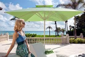 Backyard Umbrellas Large - square dimension for giant patio umbrellas
