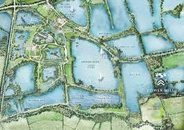 estate map facilities explore gloucester countryside lower mill estate