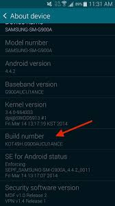 developer mode android how to enable developer options usb debugging on your samsung