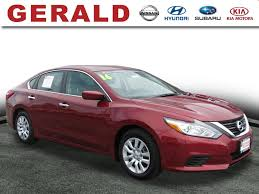 nissan altima jack location certified used nissan altima 2016 certified pre owned at gerald