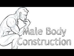 How To Draw Female Anatomy How To Draw The Male Body Youtube