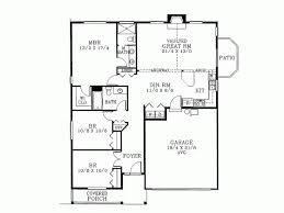 1500 sf house plans house plans 1400 square homes floor plans