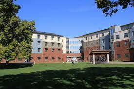 Uri Campus Map Cwu Programs William O Douglas Honors College