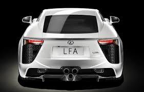 Lexus Lfa At Tokyo Motor Show Photos 1 Of 16