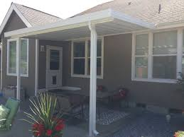 aluminum patio cover awning aa patio covers puyallup washington
