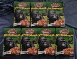 Gorilla Munch Meme - reddup r jimmies