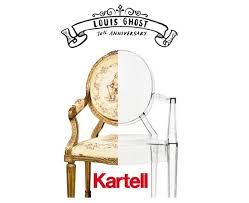 kartell u0027s louis ghost chair celebrating 10 years of a ghost like