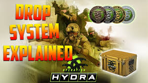 Wildfire Case Drop Rate by Drop System Explained Operation Hydra Cs Go Youtube