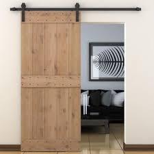Wood Sliding Closet Door Sliding Closet Doors Bedroom Wayfair