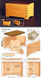 How To Make A Wooden Toy Box by Best 25 Wooden Box Plans Ideas On Pinterest Jewelry Box Plans