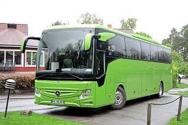 coach euro test linkoping 2017 mercedes benz tourismo bus