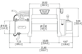 warn winch wiring diagram carlplant pleasing 8274 floralfrocks