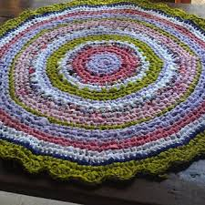 Rag Rug Bracelet Shop Round Nursery Rugs On Wanelo