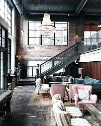home interiors warehouse industrial loft apartment best farmhouse or loft images on